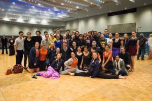 Last year's newcomer class after rocking it at OSB!!